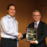 2018 prof award