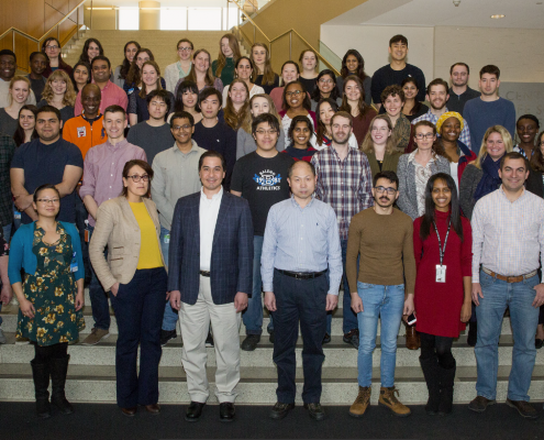 2018 Barouch Lab Photo